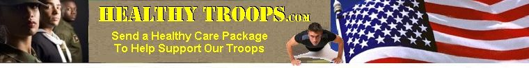 www.HealthyTroops.com